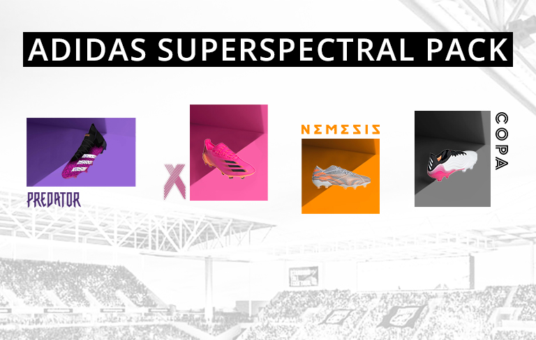 Superspectral pack
